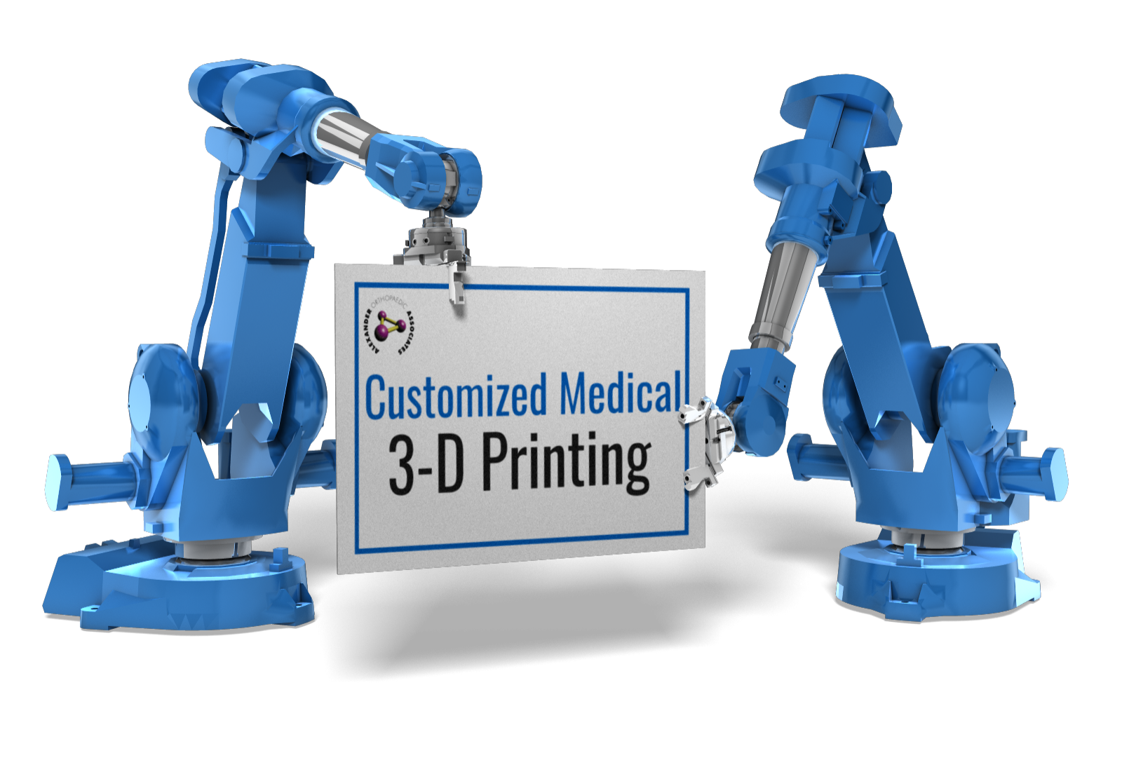 Customized 3D Medical Printing